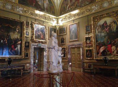 Палаццо Питти и сады Боболи