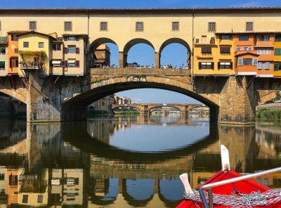 Флоренция с прогулкой по Арно на лодке