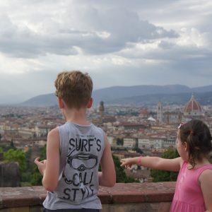 Экскурсия-квест для детей по Флоренции