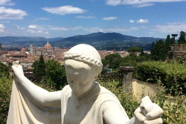 Лучшие смотровые площадки Флоренции