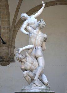 Похищение сабинянки, Джамболонья