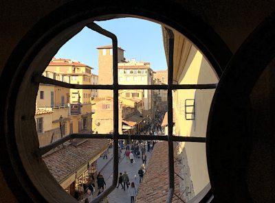 Путь Медичи: из Уффици по коридору Вазари в Палаццо Питти
