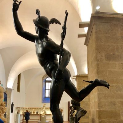 Супергерои музея Барджелло